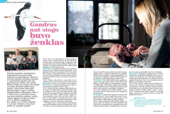 """Dainininkas Justinas Jarutis: """"Nuo 19 m. sau kartojau, kad noriu vaikų"""""""