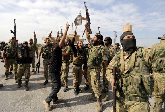 Nauja Rusijos ir Turkijos kaktomuša: kaip ciniškas ambicijų karas gali atsiliepti NATO
