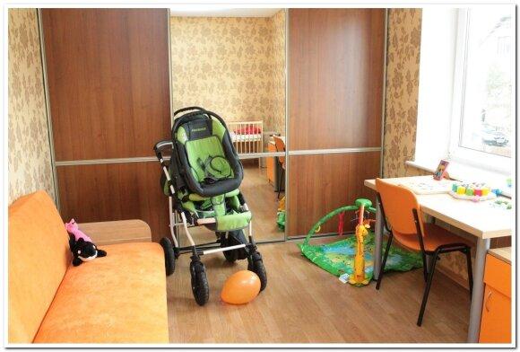 Mažų vaikų turinčios nuteistosios Panevėžyje gyvens naujuose namuose