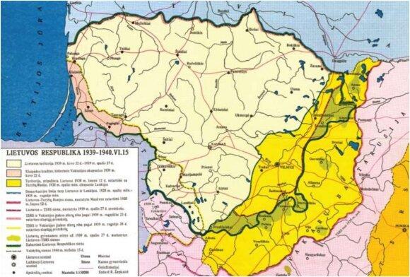 Тайны истории Вильнюса: столица Литвы как разменная монета империй