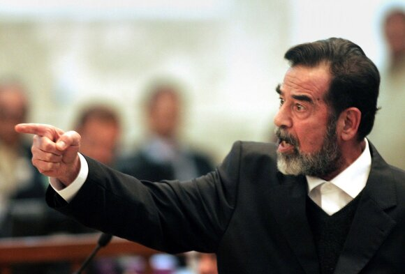 Siunčia grėsmingą perspėjimą: Mohammedas bin Salmanas kartoja visas Saddamo Husseino klaidas