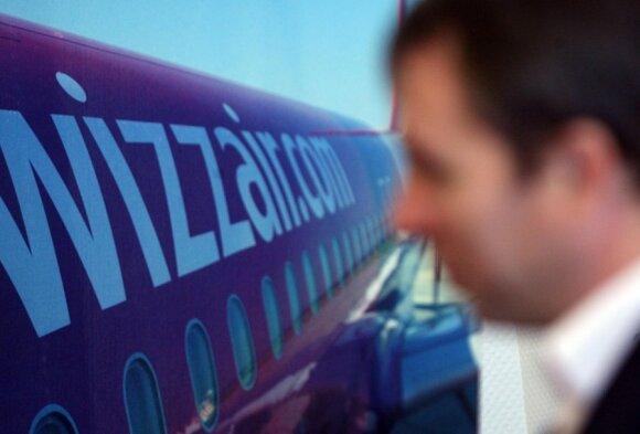 """Lietuvis skaudžiai pamokė """"Wizz Air"""""""
