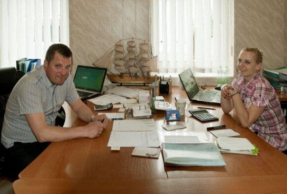 Linas ir Vitalija Urbonai