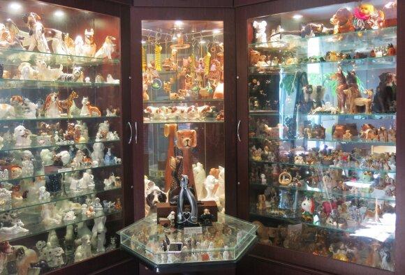 Šunų muziejus Palangoje
