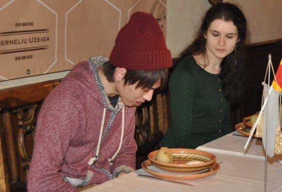 Užsieniečiai nerado atitikmens lietuviškam cepelinui