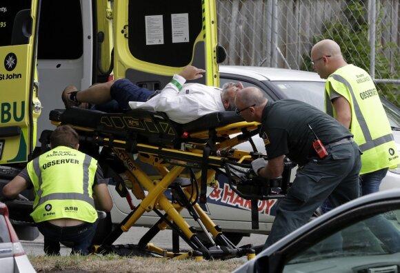 Šiurpinanti žudiko išpažintis: Naujojoje Zelandijoje skerdynes surengęs australas gailisi tik vieno