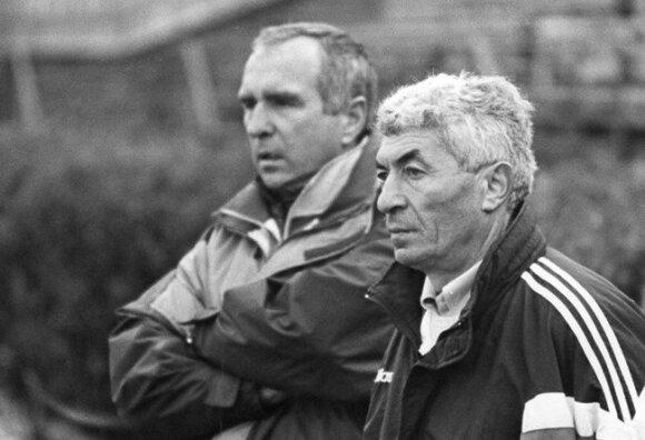 Mirė Fiodoras Finkelis – viena tituluočiausių Lietuvos futbolo legendų