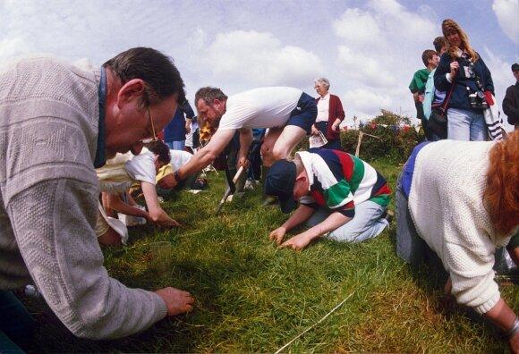 Tarptautinis kirmėlių viliojimo festivalis
