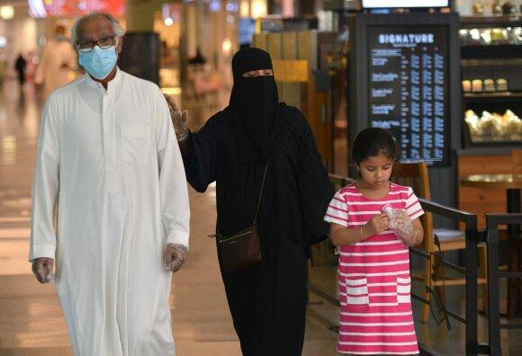 Koronavirusas Saudo Arabijoje