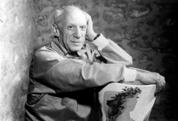 Pablo Picasso – mamytės sūnelis, arba kaip Maria Picasso Lopez užaugino genijų