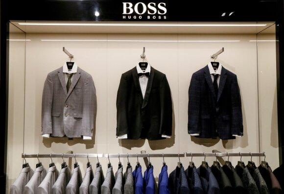 """""""Hugo Boss"""" atgimimo receptas: daugiau Meghan Markle, mažiau kostiumų"""