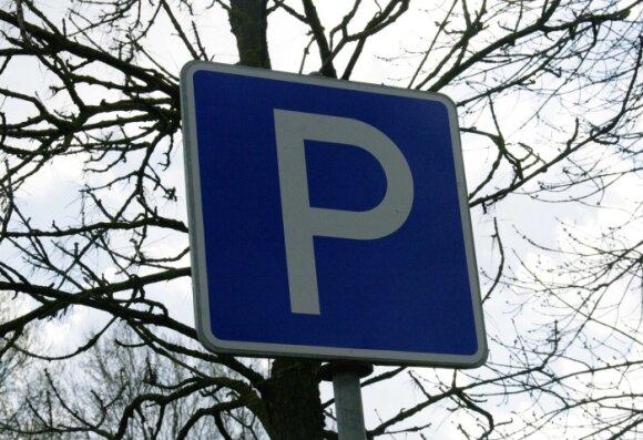Sugalvojo, kaip pagauti nesilaikančius kelio ženklo vairuotojus