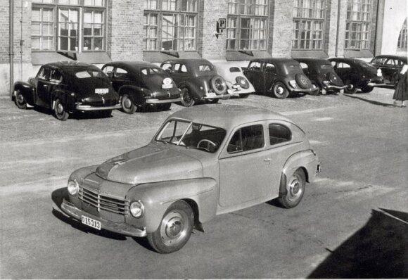 Volvo PV 444 A