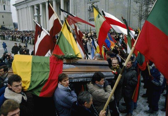 30 лет штурму телебашни в Вильнюсе: ночь, когда СССР приговорил себя к смерти