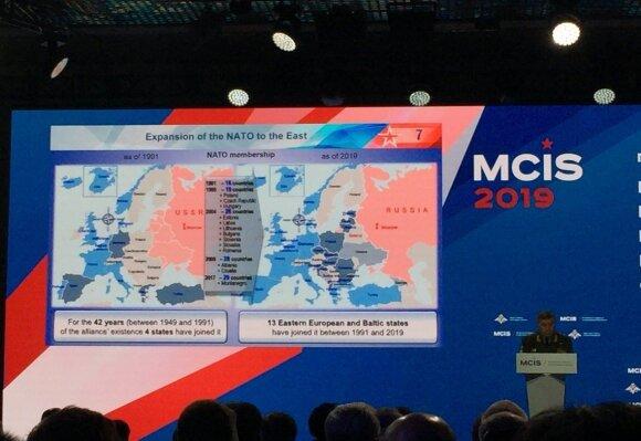Rusijos kariuomenės vado sąlygos NATO dėl Baltijos šalių: arba mūsų pasiūlymas, arba bus blogiau