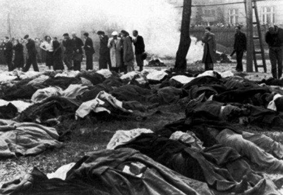 1941 m. birželį artėjant karo veiksmams, Lvovo Lonckovo kalėjimas virto mirties konvejeriu. Čia birželio 24-28 d. NKVD sušaudė 1681 žmogų. Įvykdyti šią siaubingą piktadarystę įsakymą Nr.2445/M pasirašė SSRS saugumo komiteto liaudies komisaras V. Merkulova