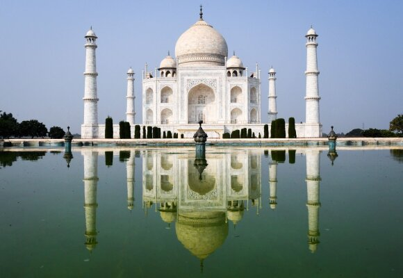 Nuspręsta apriboti turistų srautus į vieną iš pasaulio stebuklų