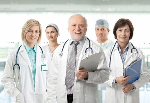 Ką moterys renkasi mieliau - ginekologą vyrą ar moterį?
