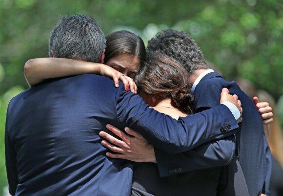 Saoirse Kennedy laidotuvės