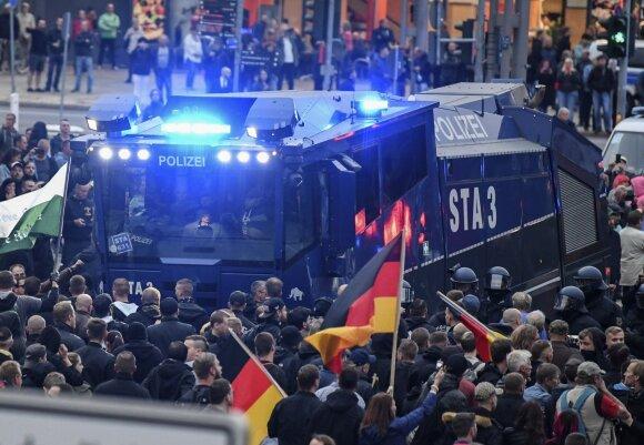Neramumų įkarštyje Vokietija pradeda suvokti padarytų klaidų pasekmes: jos gali būti pragaištingos