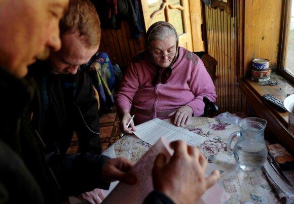 Po Zelenskio triumfo Ukrainoje piešia gana netikėtą scenarijų: jis panaudojo labai gudrią strategiją