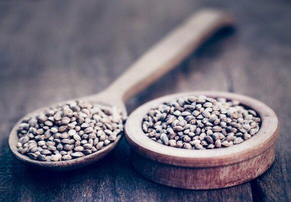 Naudingiausi produktai: 5 priežastys, kodėl reikėtų reguliariai maistui vartoti kanapių sėklas