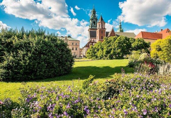 Vavelio katedroje palaidoti bemaž visi svarbiausi Lietuvos Didžiosios Kunigaikštystės ir Lenkijos vadovai