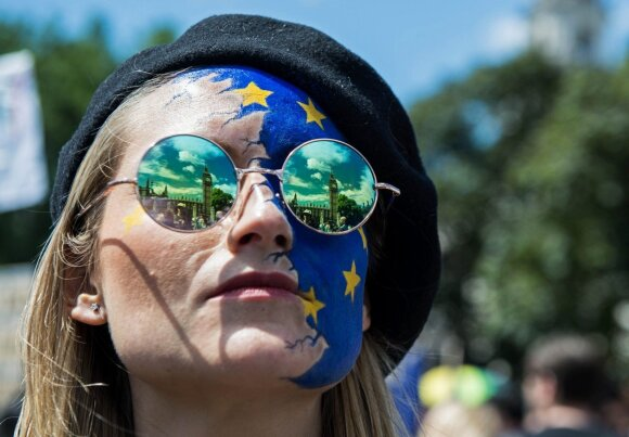 Didžiosios Britanijos pasilikimo ES šalininkai