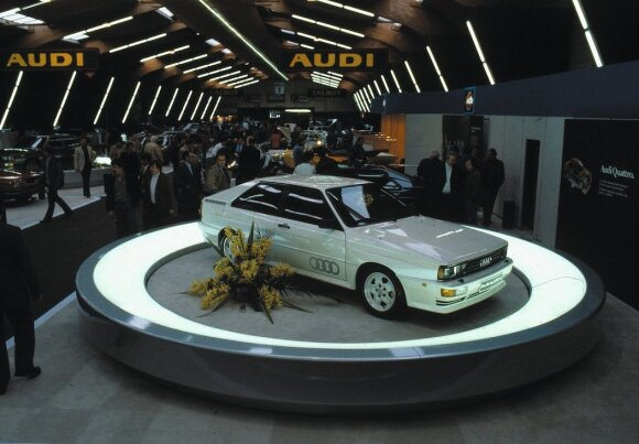 """""""Audi Quattro"""""""