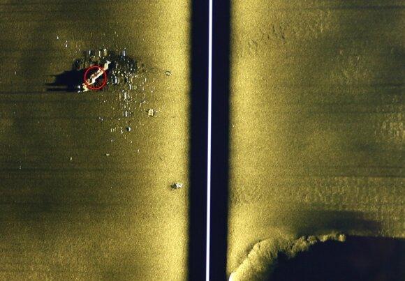 Tyrėjai Ramiajame vandenyne rado per Midvėjaus mūšį nuskandintą lėktuvnešį