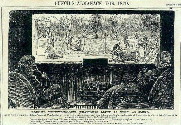 Thomaso Alva Edisono telefonoskopas