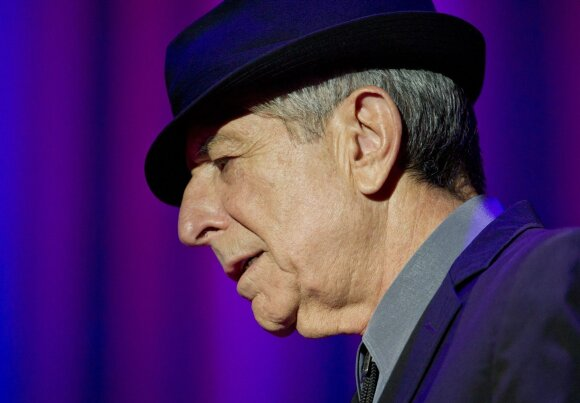 Leonardas Cohenas