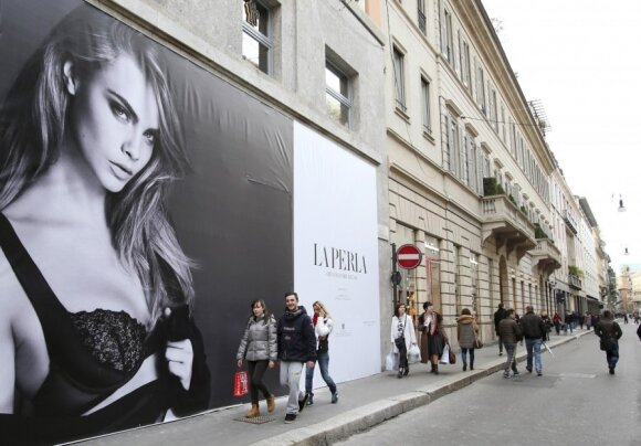 Apsipirkinėjimas Milane