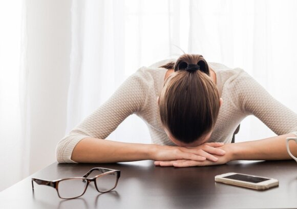 Gerai apmokamas darbas vilnietei smogė kitu galu: pakrikus sveikatai teliko viena išeitis