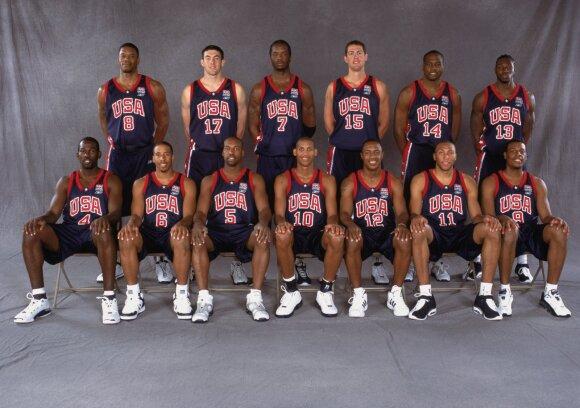 2002-ųjų JAV krepšinio rinktinė