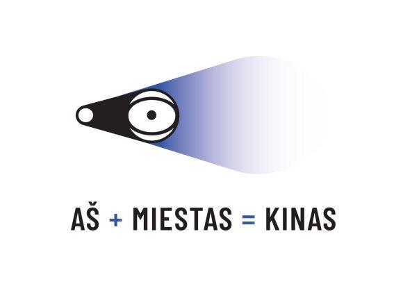 """Festivalis """"AŠ+MIESTAS=KINAS"""" atskleidė šių metų kūrybines tendencijas ir pristatė naują logotipą"""