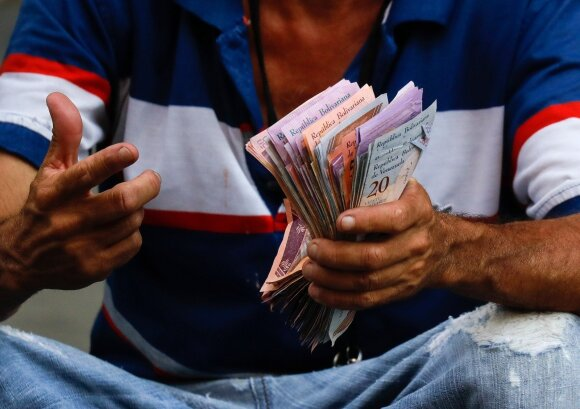 Rusija spaudžia sunkumų išvargintą Venesuelą: nagai tįsta į turtingus dujų telkinius