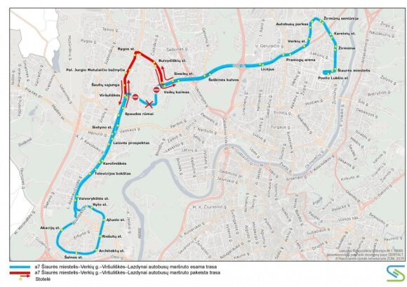 Visų Šventųjų ir Vėlinių savaitgalį Vilniuje – papildomi autobusai ir troleibusai