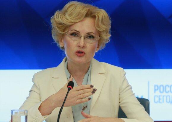 Irina Jarovaja