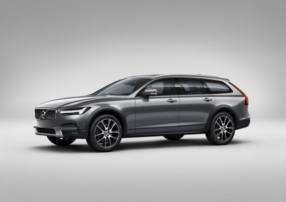 """Volvo V90 Cross Country"""