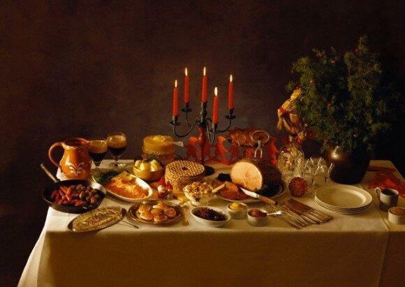 Ką mūsų proseneliai dėdavo ant kalėdinio stalo: nuo šių dienų skiriasi kaip diena ir naktis