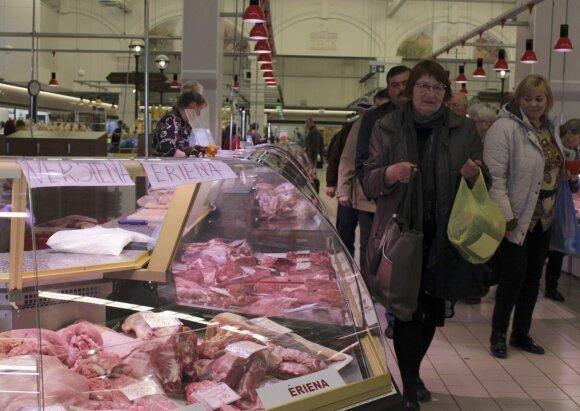 Velykos Kauno turguje