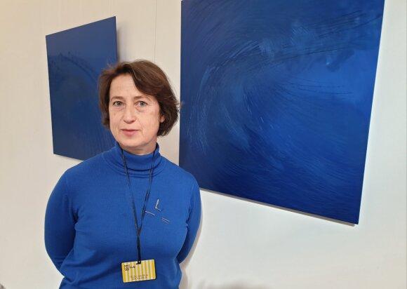 """Vilniaus dailės akademijos profesorė, dailininkė juvelyrė Laima Kėrienė """"Lietuvoje juntamas autorinės juvelyrikos poreikis, bet viešumoje unikalių papuošalų matoma labai retai."""""""