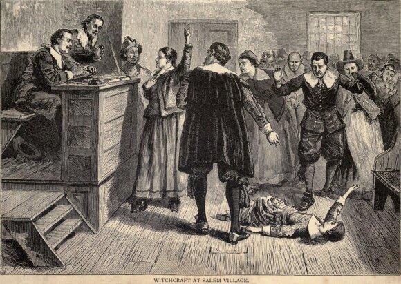 Raganų teismas Saleme