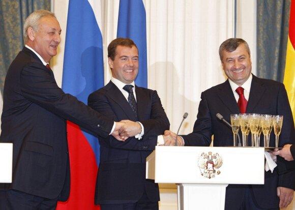 Kruvinos pamokos, kurias Europa dar tik bando suprasti: Kremlius to nepamiršo