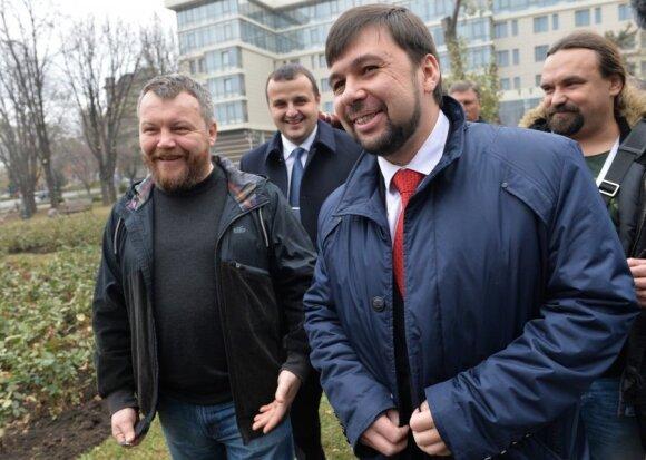 Andrejus Purginas, Denisas Pušilinas
