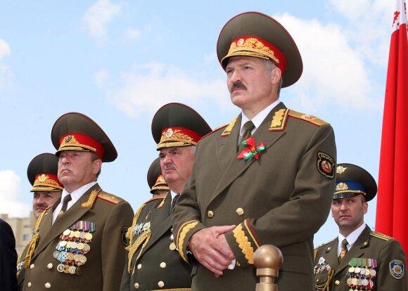 Aliaksandras Lukašenka 2009 metais