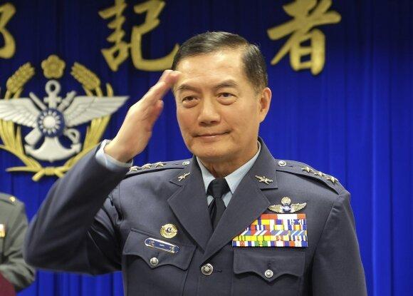 Shen Yi-mingas
