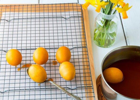 Kiaušinių dažymas