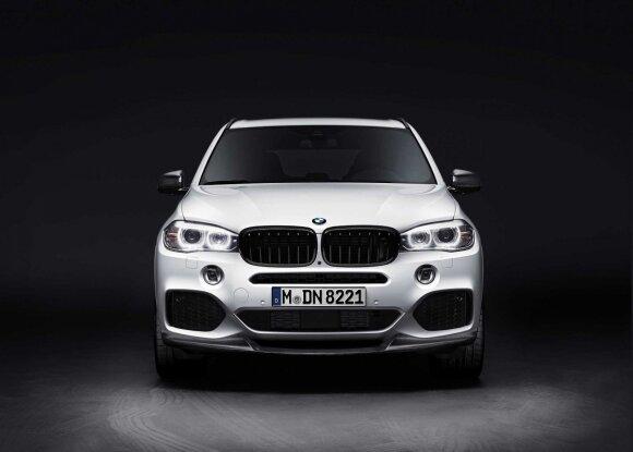 """BMW X5 M Performance"""